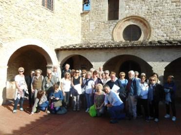 Gruppo a San Damiano