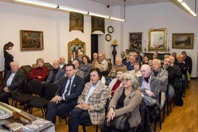 Pubblico alla presentazione Lanfranchini