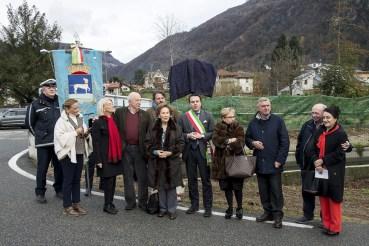 Inaugurazione Via De Toma