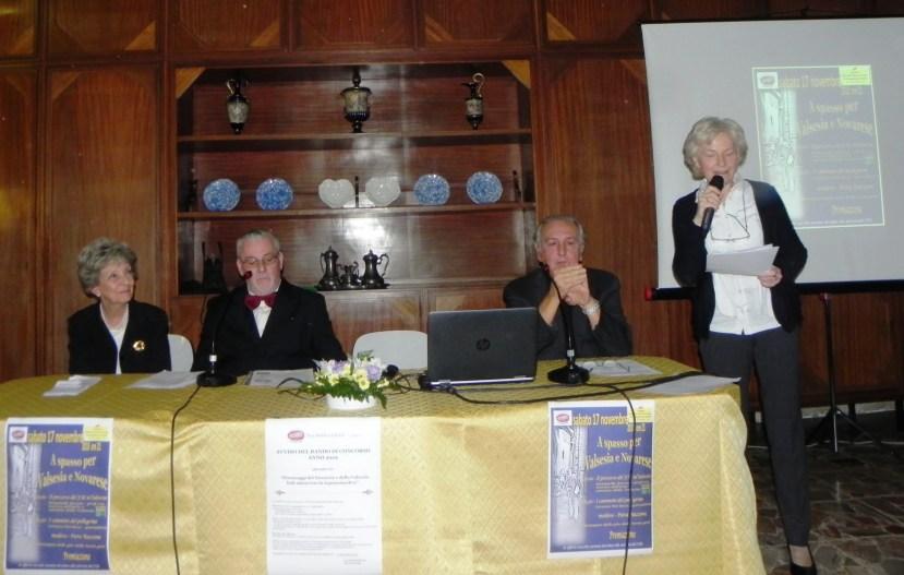 Presentazione convegno e concorso La nosta Gent