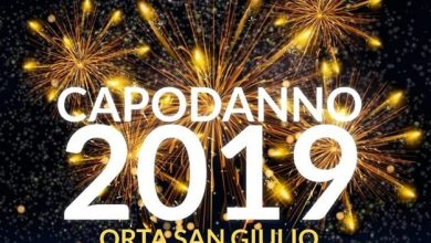 Photo of Orta (NO): Capodanno 2019 con spettacolo pirotecnico