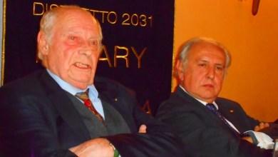 """Photo of Sergio De Gobbi al Rotary Club Valsesia, parla della """"Spagnola"""""""
