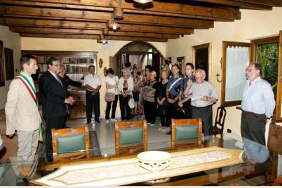 Don Mario benedice nuova sede a Prato Sesia