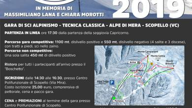 Photo of Scopello: Mera Ski Alp 2019