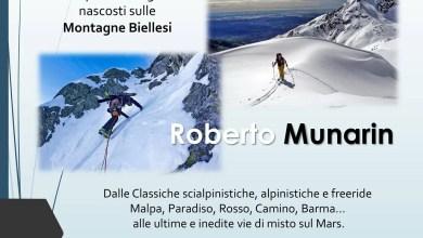 Photo of Borgosesia: serata con il CAI e Roberto Munarin