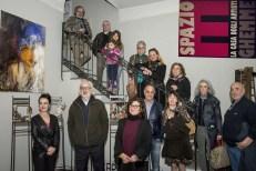 Artisti mostra Essere Donna a Ghemme