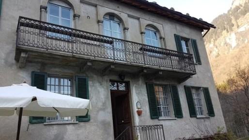 Casa di Pier Celestino Gilardi Campertogno