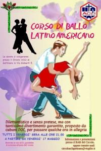Corso di ballo latino americano Gattinara
