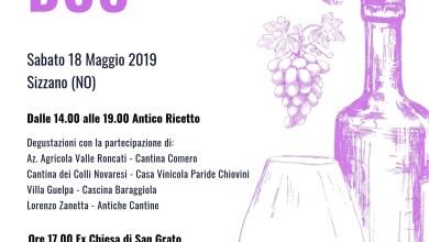 """Photo of Sizzano: festeggiamenti per il 50° del """"Sizzano DOC"""""""