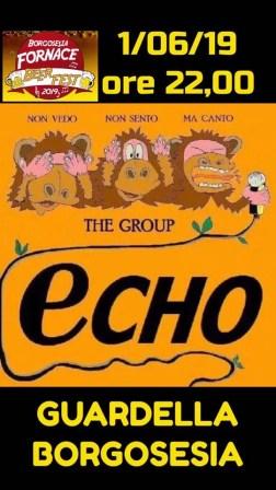 Echo al Fornace Beer fest 2019