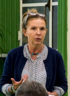 Laura Cerra Presidente