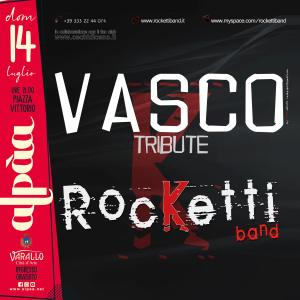 Rocketti band alpàa 2019