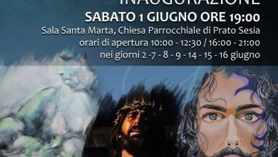Tre visioni del Sacro, mostra a Prato Sesia