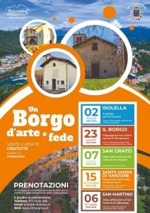 Visite guidate grautite Borgosesia 2019