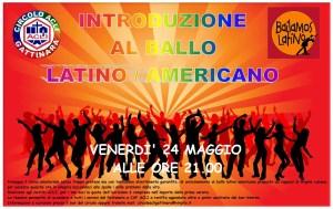 corso ballo latino Gattinara
