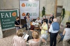 Accoglienza Aperijazz Villa Caccia
