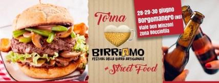 Birriamo e Street food Borgomanero 2019