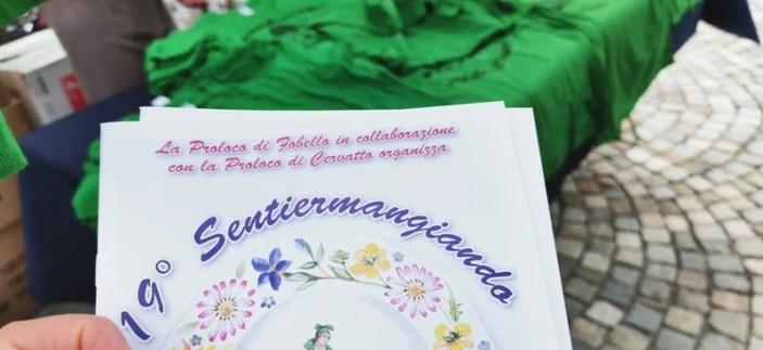 Depliant Sentiermangiando 2019 credit Eventi Valsesia e dintorni