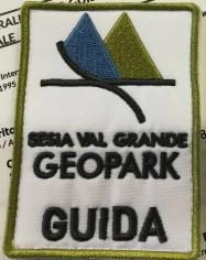 Distintivo Guida Geoparco