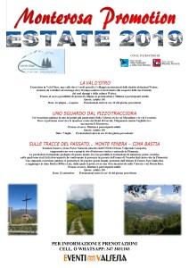 Escursioni Gabriele Milani-Eventi Valsesia locandina