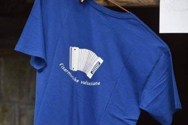 Fisarmoniche valsesia maglietta
