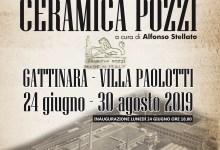 Locandina Mostra Pozzi Gattinara