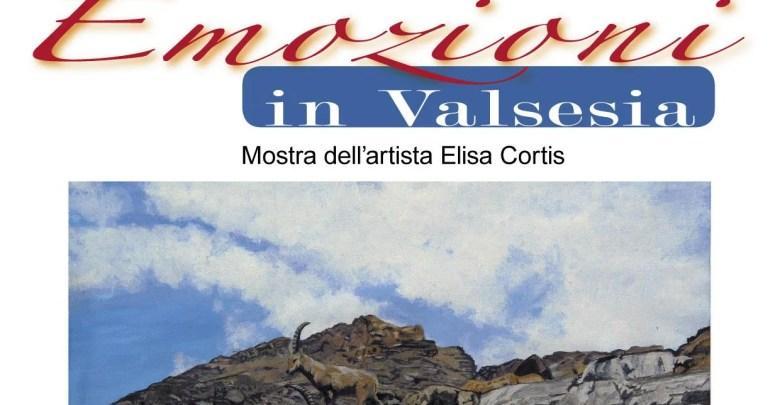Mostra Elisa Cortis a Borgosesia