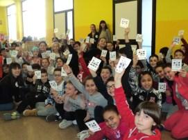 Scuola Bertinetti Vercelli Spreco 2