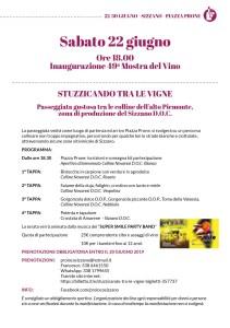 Stuzzicando tra le Vigne 2019 Sizzano
