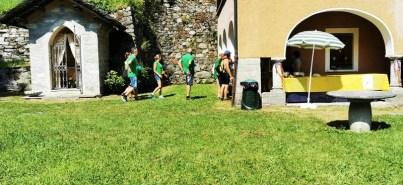 Tappa a Villa Lancia. Sentiermangiando 2019 credit Eventi Valsesia e dintorni