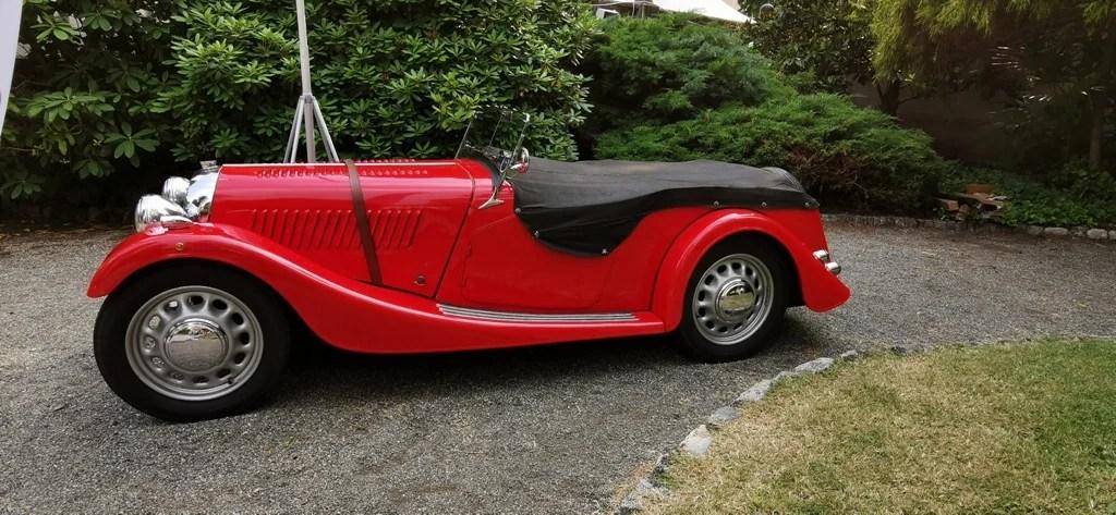 Auto Morgan 4
