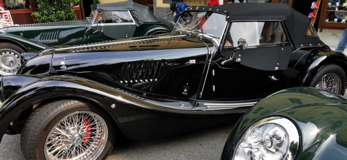 Auto Morgan Esposizione 2