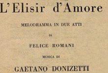 "Photo of Scopello: ""Elisir d'Amore"" opera teatrale"