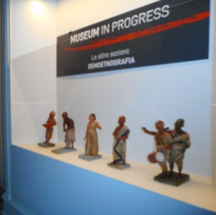 Museum in progress