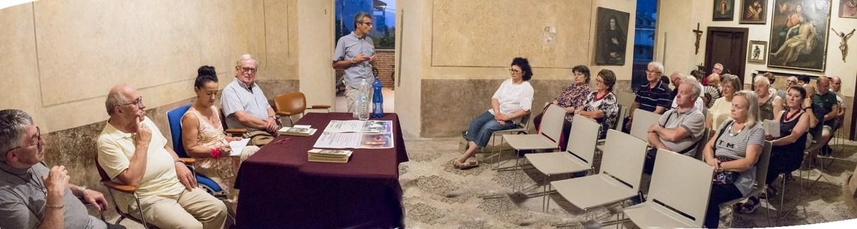 Pubblico e organizzatori