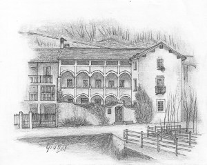 l'antica casa terrini