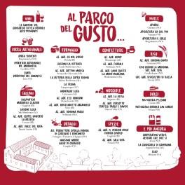 Parco del Gusto locandina 2019 pag.2