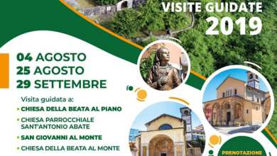 Quarona segreta, visite guidate 2019