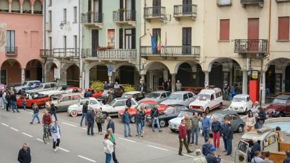 30° raduno auto storiche Romagnano Sesia, 5foto di Maurizio Merlo