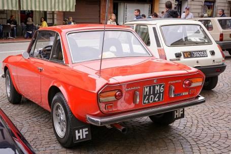 30° raduno auto storiche Romagnano Sesia, foto di Maurizio Merlo