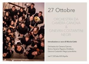 5° concerto 38° Musica a Villa Durio