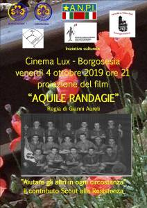 Aquile Randage locandina