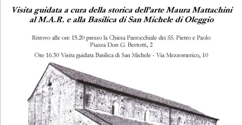 Locandina San Michele Oleggio apertura settembre