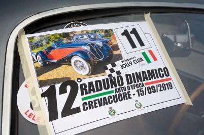 Raduno auto storiche Crevacuore 10 foto di Maurizio Merlo