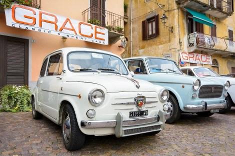 Raduno auto storiche Crevacuore foto di Maurizio Merlo