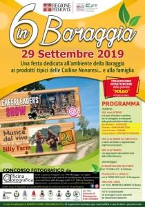 locandina 6inBaraggia 2019
