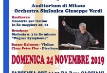 """Photo of Grignasco: Viaggio organizzato per """"Beethoven Concerto per Violino"""""""
