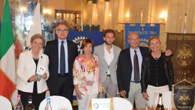 Photo of Varallo: incontro Interclub del Rotary Valsesia