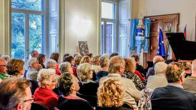 Pubblico Musica a Villa Durio