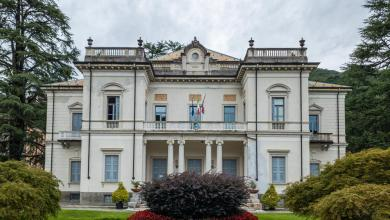 Photo of Varallo: Villa Durio si illumina di arancione
